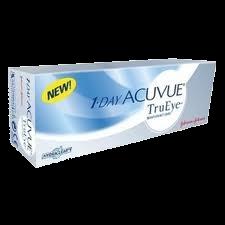 1-Day Acuvue TruEye so mehke dnevne leče proizvajalca Johnson and Johnson.